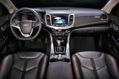 2016 Chevrolet SS Dashboard