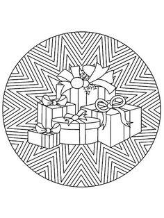 NADAL mandalas - petitmón 1 - Picasa Web Album