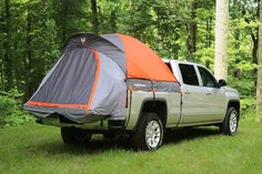"2014 Toyota Tundra Short bed (approx. 5' 7"") Rightline Gear Truck Tent - Best Price on RightLine Truck Bed Tents - Right Line Pickup Tent"