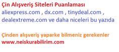 http://www.neiskurabilirim.com/cinden-alisveris-bilinmesi-gerekenler/ çinden alışveriş