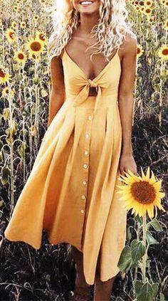 22 Cute Midi Dresses