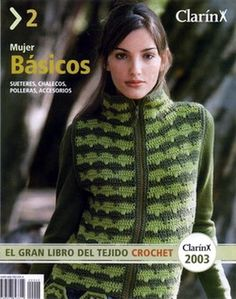 Clarín Crochet 2003 Nº 02 - Melina Crochet - Picasa Albums Web
