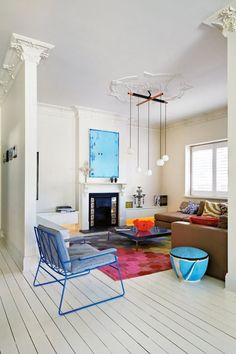 When I think about an eclectic room, I always picture something very involved. With lots going on inside of it – colors, treasures, just... things. But the truth is, eclectic style is more than just having a lot of different stuff. Your home can live somewhere between minimalist and eclectic, and these 8 rooms prove it.