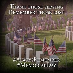 A Memorial Day Prayer  Heavenly Father, as our nation pauses today to remember those in the military who have given their lives for freedoms we enjoy, we pray you would have us all look to you for strength, comfort and guidance. Be with all who serve in our Armed Forces. Bless them and their families. Grant your loving protection. Let peace prevail among all the nations, O God. Especially let your mercy rest upon our land, even as we acknowledge with thanksgiving your past goodness on this…