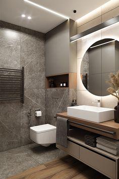 Washroom Design, Bathroom Design Layout, Bathroom Design Inspiration, Toilet Design, Bathroom Design Luxury, Bathroom Design Small, Bath Design, Home Interior Design, Bathroom Plans