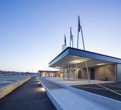 Yachting Club Sud Goelo in Binic / Studio 02