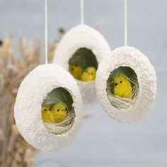 Sisal, Easter Eggs, Make Your Own, Nest, Hula, Christmas Ornaments, Holiday Decor, Kids, Crafts