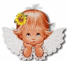 Angels are watching you. Thank you for the sweet angel dear Becky. Angel Images, Angel Pictures, Cute Pictures, Jesus Son Of God, Happy New Year Fireworks, Cute Good Morning Quotes, Felt Angel, Christian Friends, Angels Among Us