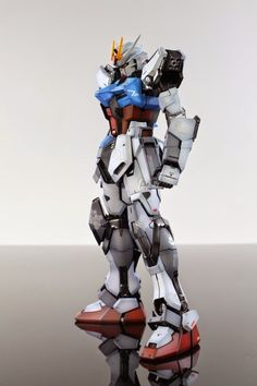 MG 1/100 GAT-105 Aile Strike Gundam Ver. RM - Painted Build Modeled by Stormtrooper