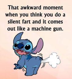 Funny dogs mems fart ideas for 2019 Lilo And Stitch Memes, Lilo Y Stitch, Cute Stitch, Funny True Quotes, Funny Relatable Memes, Cute Quotes, Stupid Funny Memes, Hilarious Jokes, Humour Disney