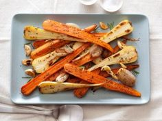 Rosemary Roasted Root Vegetables : Recipes : Cooking Channel