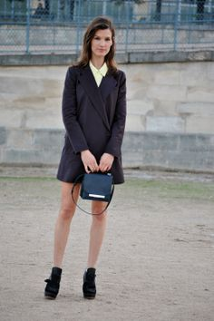 26 Street-Style Lessons In French Dressing