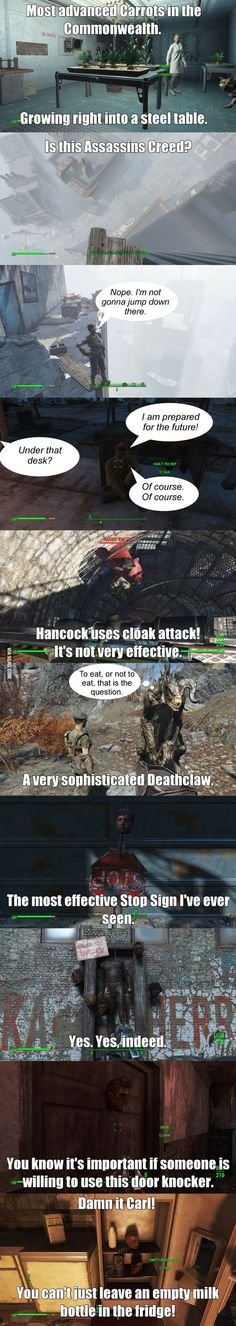 Just some Fallout 4 Fun. - 9GAG