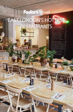 Although East London was once a derelict neighborhood, it is now the place to be and the place to eat. #London #foodie #restaurant