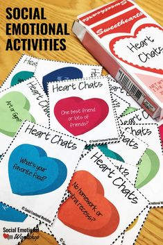 February Social Emotional Learning Activities February Social Emotional Learning Activities,February SLP Related posts:Empathy Game: A Tool to Teach Kids to Be Considerate {Free Printable} - Moments A Day - EducationCharacter Traits: A Lesson for. Social Emotional Activities, Counseling Activities, Kids Learning Activities, Classroom Activities, Elementary Counseling, Group Counseling, Infant Activities, School Counseling, Coping Skills