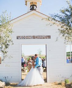 Weddings.  Beautiful wedding chapel wall built outdoors in a field. Great for that debate.  In a church or outside.  Love it.  Totally outside the box