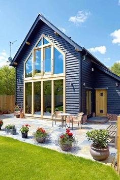 20 fascinating pole barn homes plans images country homes little rh pinterest com