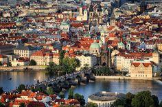 Fotografía Czech Republic: Prague Old Town por Tomi Tenetz en 500px