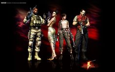 resident evil image free for desktop - resident evil category