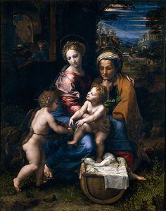Rafael - La Perla - Anexo:Obras de Rafael Sanzio - Wikipedia, la enciclopedia libre