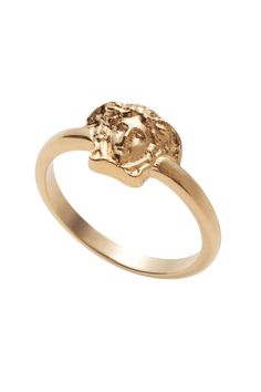 Versace Ring  - MarieClaire.com