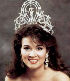 1988 - Bui Simon- Thailand-Miss Universe