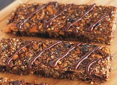 Quinoa Power Bars Recipe