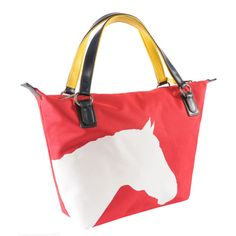 410131a10f Julie Tote- Horse - Rebecca Ray Designs Spring Handbags