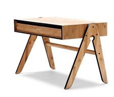 We Do Wood børneskrivebord - Geo's bord, flere farver
