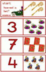 Rekenspel: Sinterklaas