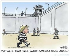 The only trump wall we need.....