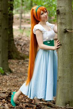 The little lady - Thumbelina by *Rayi-kun Photography / People & Portraits / Cosplay	©2011-2013 *Rayi-kun