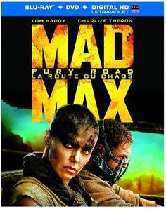 Mad Max: Fury Road [Blu-ray + DVD + Digital Copy] (Bilingual)