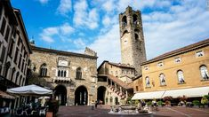 From Bergamo to Mantova, here are six of our favorite romantic towns around northern Italy's lakes.