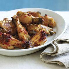 Lemon Drop Chicken wings