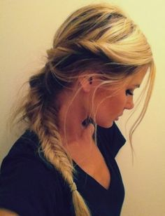 Fishtail-Side-Braid-Hairstyles