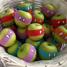 Herrlich gesunde Häppchen für Kinderfeste und andere Gelegenheiten - DIY Bastelideen