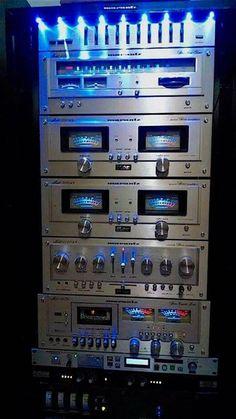 High End Audio Equipment For Sale Recording Equipment, Equipment For Sale, Audio Equipment, Radios, Hi Fi System, Audio System, Som Retro, Case Mods, Hifi Audio