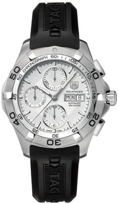 TOPSELLER! NEW TAG HEUER AQUARACER CHRONOGRAPH DAY DATE MENS WATCH CAF2011.FT8011 $2,675.00