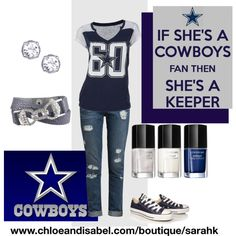 Had a great time with my baby at the game yesterday and we got a win Dallas Cowboys Game, Dallas Cowboys Outfits, Cowboy Outfits, Football Outfits, How Bout Them Cowboys, Real Cowboys, Cowboy Games, Cowboy Love, House Divided