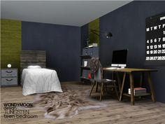 wondymoon's Tungsten Teen Bedroom