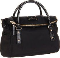 Kate Spade New York Kate Spade Nylon Small Leslie Satchel From Kate Spade - Bags or Shoes Shop