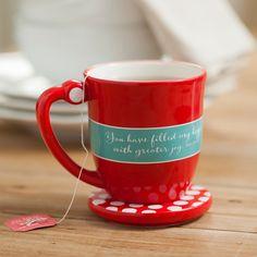 Scripture Tea Tag Printables & Gift Ideas - RachelWojo.com