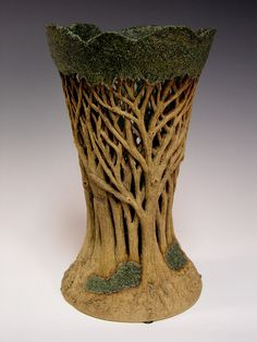 Linda Nowell Forest Pottery.