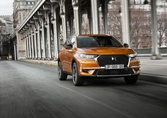 DS7 Crossback : renaissance d'un mythe automobile