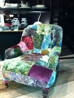 This would soon become my favorite chair!