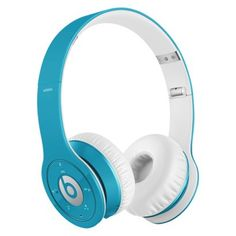 I just want headphones (not earbuds) that stay on my head when I workout and are wireless!! Beats Wireless™ On-Ear Headphone - Ellen Blue