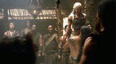 #Khal #Drogo  is so proud when #Daenerys  proves she is #Khaleesi & #Dothraki    #MoonAndStar  #Queen and #MotherofDragons  #GameofThrones  #GoT