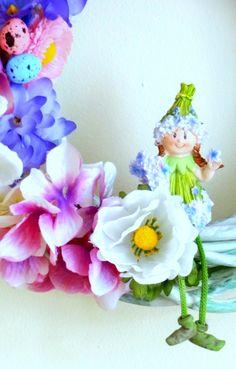 www.abgHomeArt.pl Spring wreath