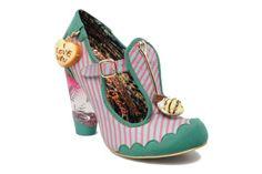 Chaussures IRREGULAR CHOICE - Cookie Club @ Sarenza.com